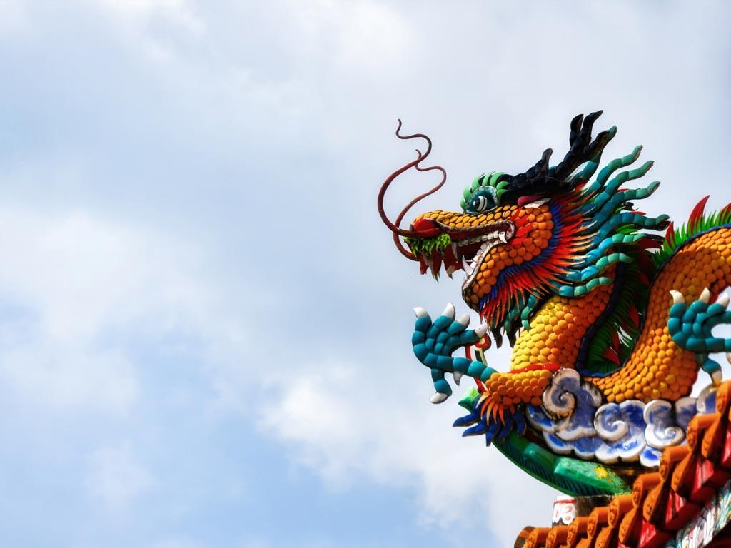 Macro Dragon: Synthetic Fridays & Arbing Wkds... by Michael McKenna