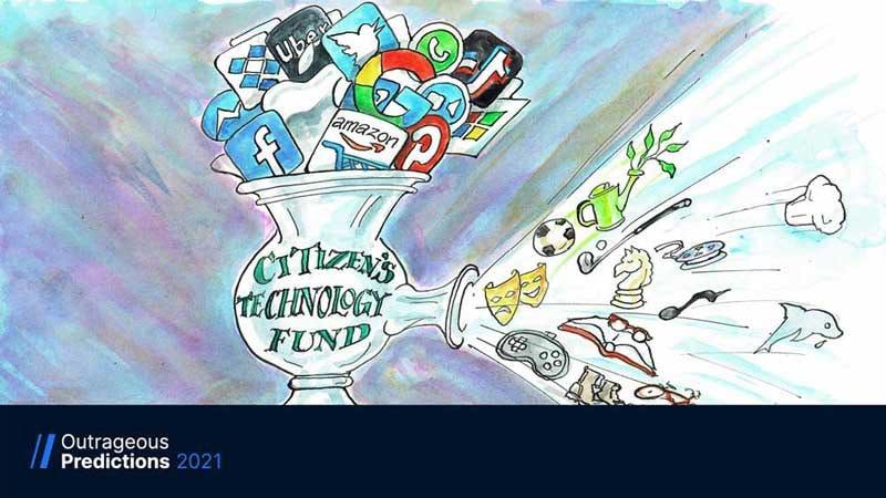 Disruption dividend creates Citizens Technology Fund by Michael McKenna