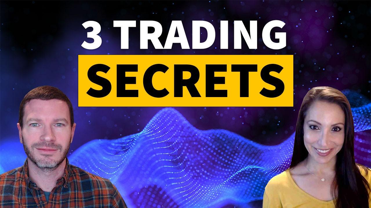 Top 3 Secrets to Options-Trading Success by Angela Jirau