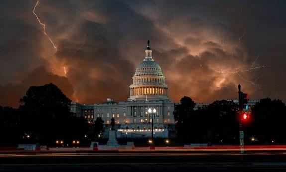 Washington Is Sending These Stocks Sideways by Ted Bauman